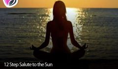 12 Step Salute to the Sun