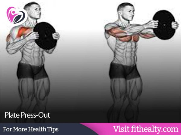 Plate Press-Out