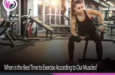 When is the Best Time to Exercise According to Our Muscles?