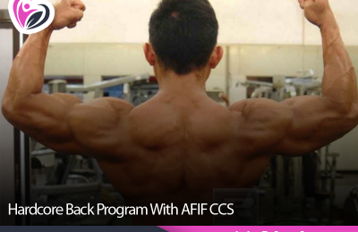 Hardcore Back Program With AFIF CCS