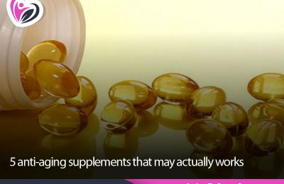5 anti-aging supplements that may actually works